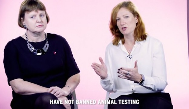 Запретим тестирование на животных