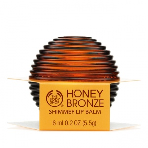 Honey Bronze™ sädelev huulepalsam