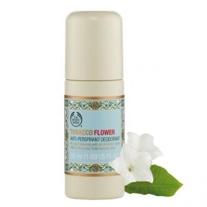 Tobacco Flower deodorant