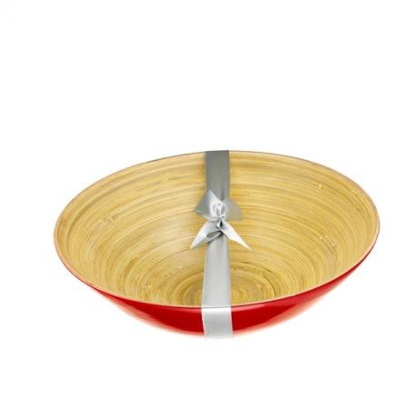 Бамбуковая чаша для упаковки подарков