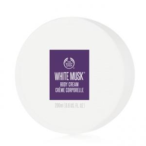 White Musk® kehakreem