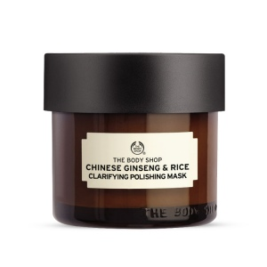 Обновляющая маска Женьшень и рис из Китая
