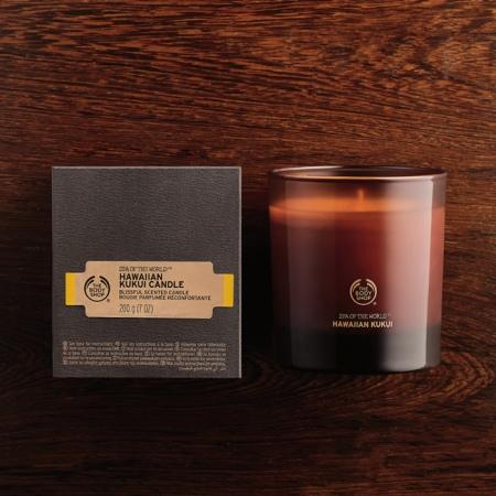 Ароматическая свеча «Hawaiian Kukui»