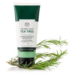 Крем-пилинг для лица Чайное Дерево