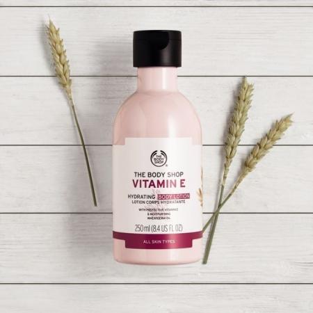 Лосьон для тела Витамин Е