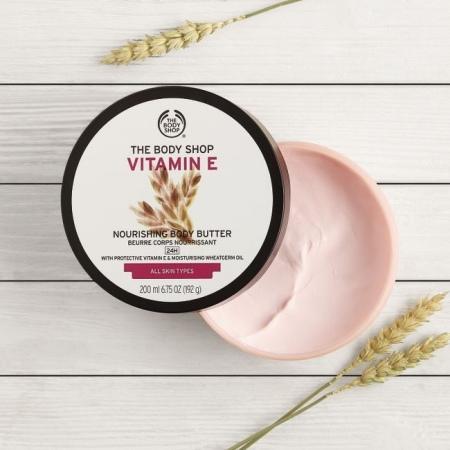 Масло-крем для тела Витамин Е