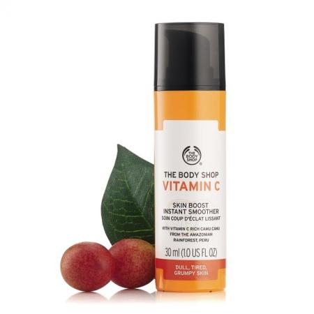 C-vitamiini seerum