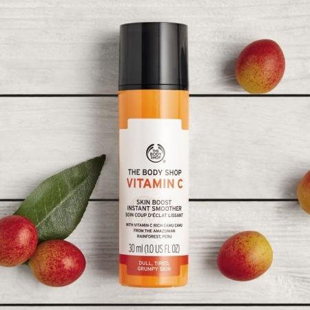 C-vitamiini turgutav ja siluv aluskreem