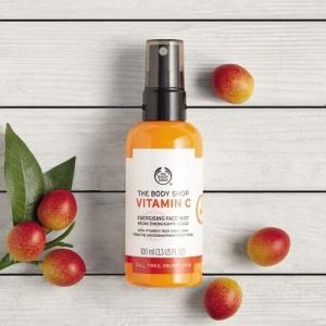 Освежающий спрей для лица Витамин С