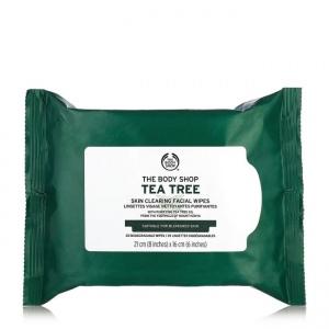 Очищающие салфетки Чайное Дерево