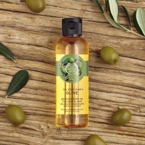 Сухое масло для тела и волос Оливки