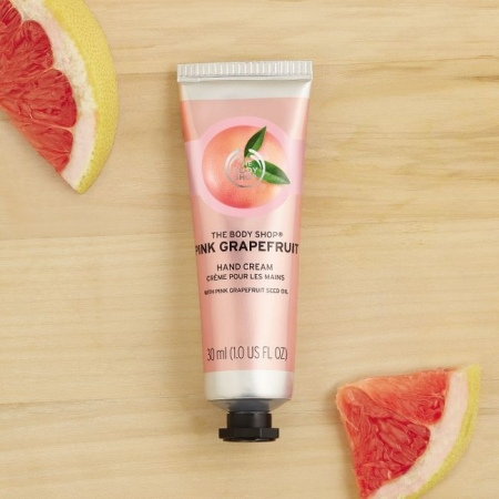 Крем для рук Розовый грейпфрут
