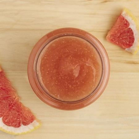 Скраб для тела Розовый грейпфрут