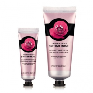 British Rose kätekreem