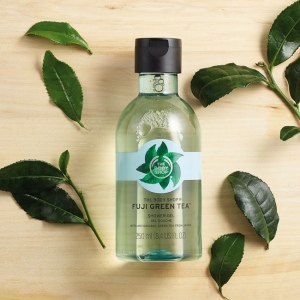 Fuji Green Tea™ dušigeel