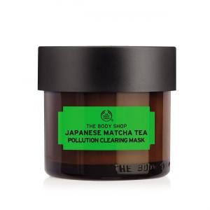 Jaapani matcha tee õhusaastet neutraliseeriv mask