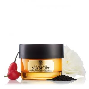 Oils Of Life™ intensiivselt näonahka taaselustav geelkreem