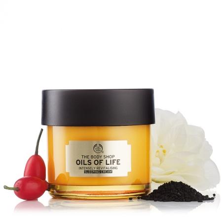 Oils Of Life™ intensiivselt taaselustav öökreem