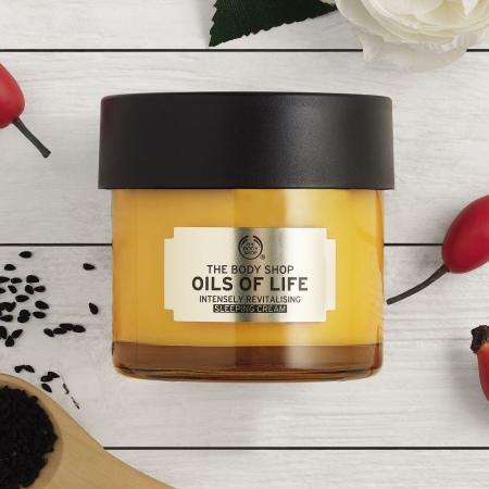 Интенсивный восстанавливающий ночной крем Oils Of Life™