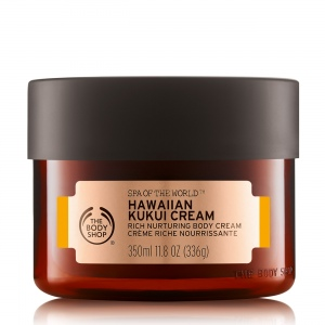 Крем для тела «Hawaiian Kukui»