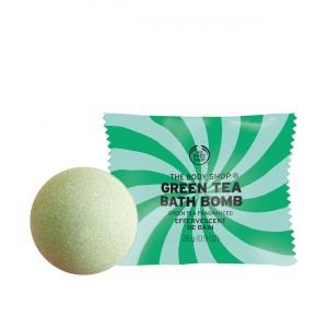 Rohelise tee vannipomm