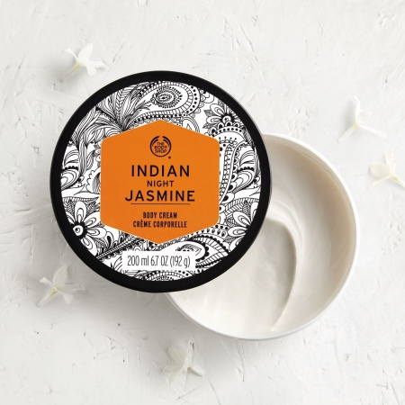 Indian Night Jasmine kehakreem