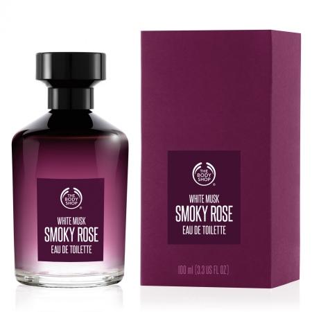 Туалетная вода White Musk Smoky Rose