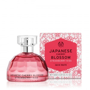 Japanese Cherry Blossom Strawberry Kiss tualettvesi