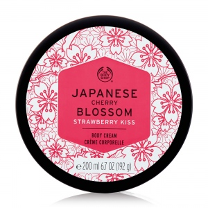 Масло для тела Japanese Cherry Blossom Strawberry Kiss