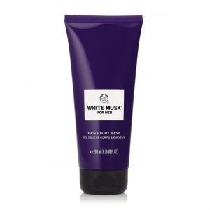 White Musk® For Men juukse- ja kehapesugeel