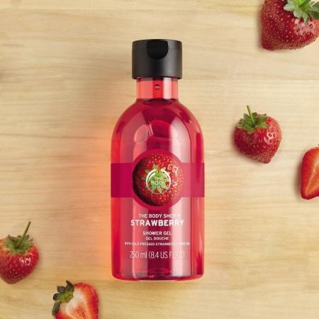 Maasika pesugeel