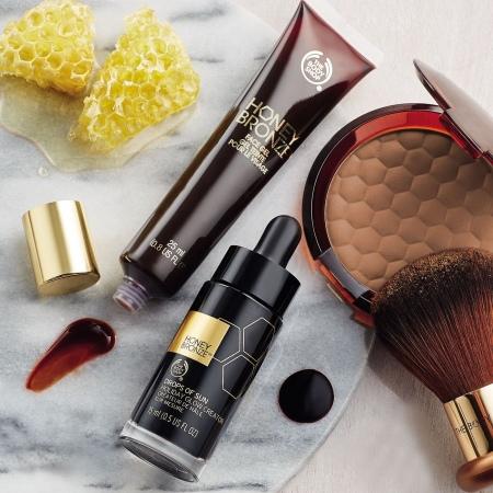 Тонирующий концентрат для лица Honey Bronze™