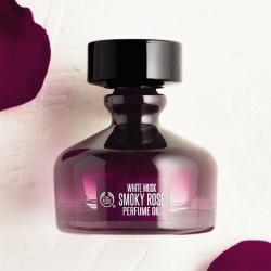 Парфюмерное масло White Musk Smoky Rose