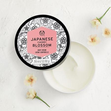 Japanese Cherry Blossom kehakreem