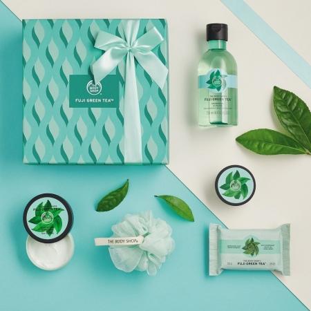 Подарочный набор Зеленый чай