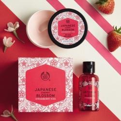 Мини-набор Japanese Cherry Blossom Strawberry Kiss