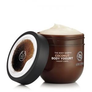 Йогурт для тела Кокос