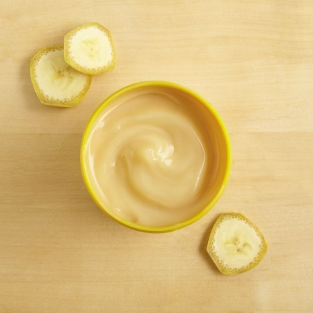 Banaani kehajogurt