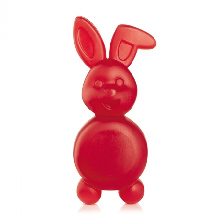 Мыло в форме зайца «Клубника»
