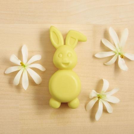 Мыло в форме зайца «Моринга»