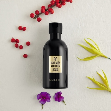 Black Musk Night Bloom ihupiim