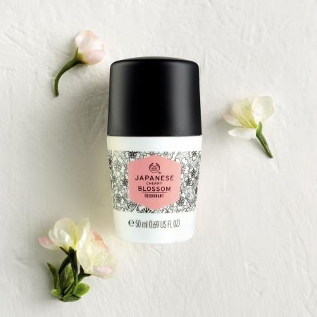 Japanese Cherry Blossom deodorant