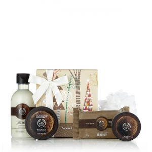 Подарочный набор Кокос