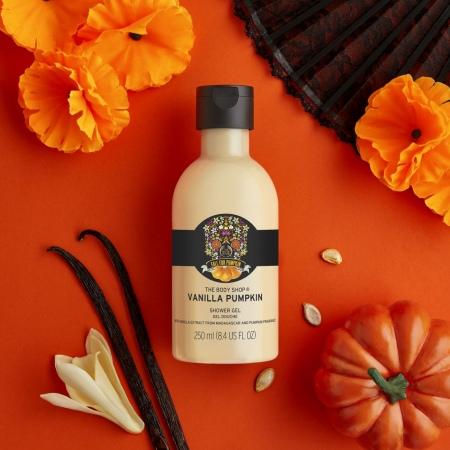 Vanilla Pumpkin dušigeel