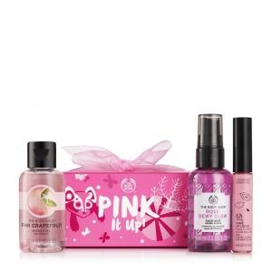 Подарочный набор «Pink It Up!»