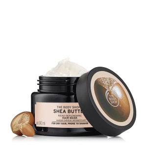 Восстанавливающая маска для волос «Ши»