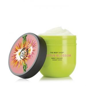Крем-йогурт для тела Цветы кактуса
