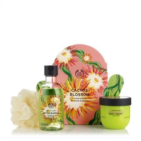 Подарочный набор «Цветок кактуса»