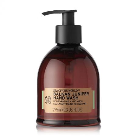 Гель для мытья рук «Balkan Juniper»