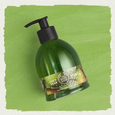Гель для мытья рук «Спелая груша»